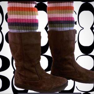 GUC - Coach Tatum leather boots
